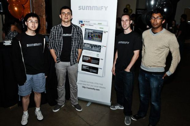 Team Summify - Launch@Grow 2011