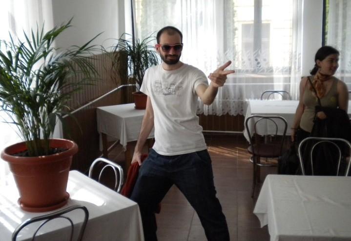 Stefan Filip Summify Intern